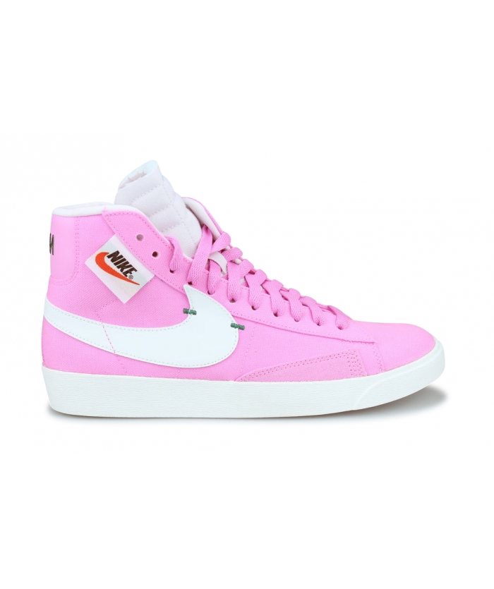NIKE W BLAZER MID REBEL ROSE BQ4022-602