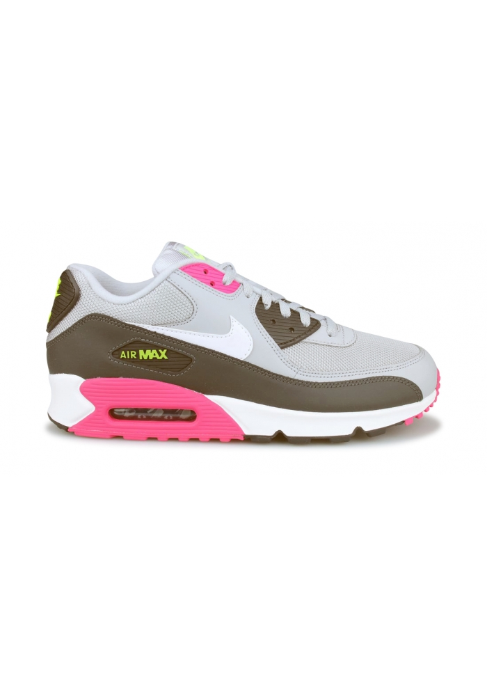 new product 24d82 01c34 new NIKE AIR MAX 90 ESSENTIAL GRIS LOUP AJ1285-020