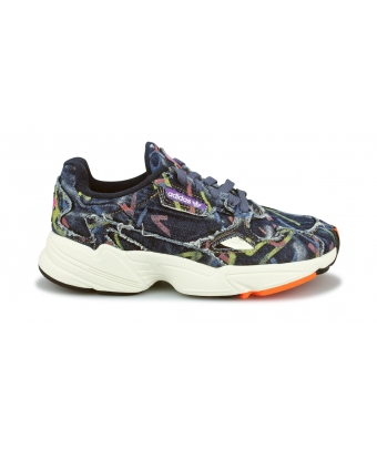 Adidas Originals FALCON W JEANS MULTICOLORE CG6249