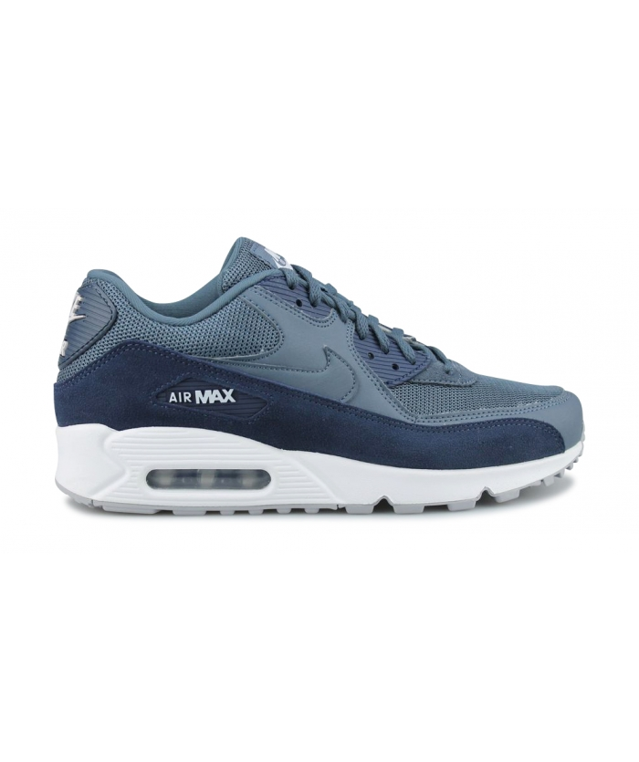 NIKE AIR MAX 90 ESSENTIAL BLEU AJ1285-405