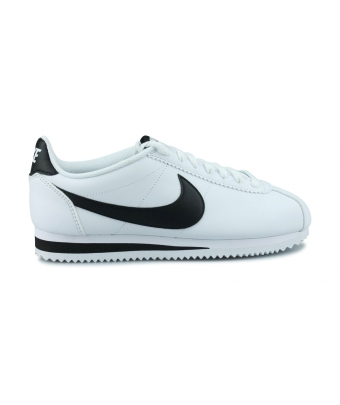 WMNS NIKE CLASSIC CORTEZ LEATHER BLANC 807471-101