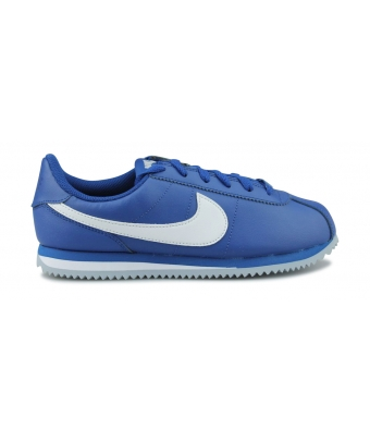 NIKE CORTEZ BASIC SL JUNIOR BLEU 904764-402