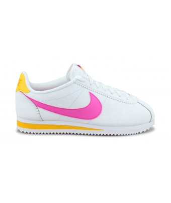 WMNS CLASSIC CORTEZ LEATHER BLANC 807471-112