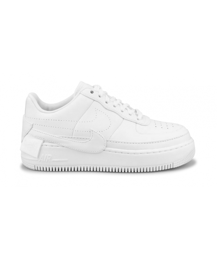NIKE WMNS AIR FORCE 1 JESTER XX BLANC AO1220-101