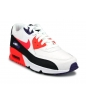 NIKE AIR MAX 90 LTR JUNIOR BLANC 833412-117