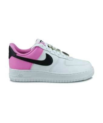 WMNS NIKE AIR FORCE 1'07 SE BLANC AA0287-107