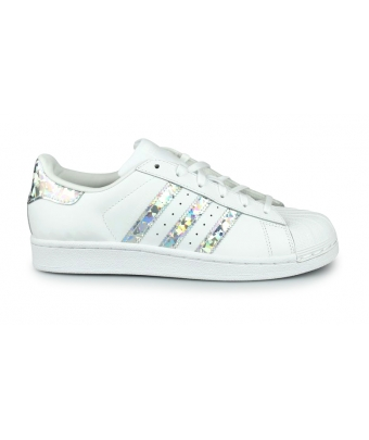 Adidas Originals Superstar Junior Blanc F33889