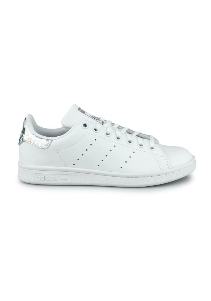Adidas Originals Stan Smith Junior Blanc EE8483