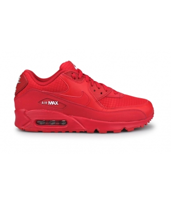 NIKE AIR MAX 90 ESSENTIAL ROUGE AJ1285-602