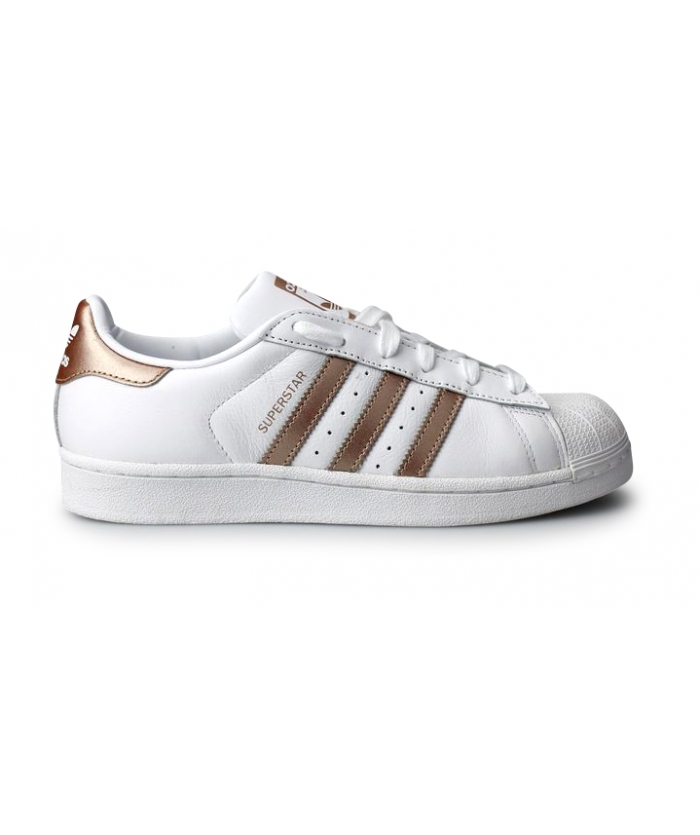 ADIDAS ORIGINALS SUPERSTAR W BLANC EE7399