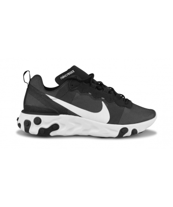WMNS NIKE REACT ELEMENT 55 NOIR BQ2728-003