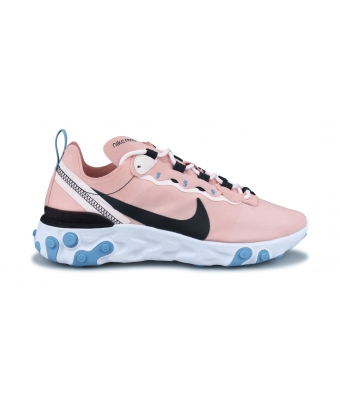 WMNS NIKE REACT ELEMENT 55 CORAIL BQ2728-602