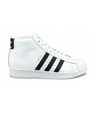 Adidas Originals Pro Model Blanc S85956