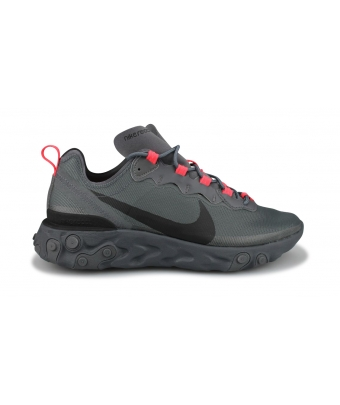 NIKE REACT ELEMENT 55 GRIS CQ4809-001