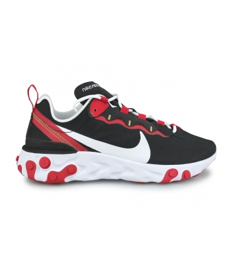 WMNS NIKE REACT ELEMENT 55 NOIR BQ2728-009