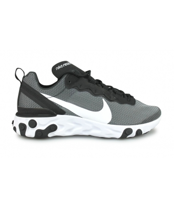 NIKE REACT ELEMENT 55 SE NOIR CI3831-002