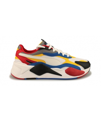 PUMA RS-X3 PUZZLE JUNIOR MULTICOLORE 372357-04