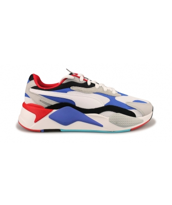 PUMA RS-X3 PUZZLE MULTICOLORE 371570-05