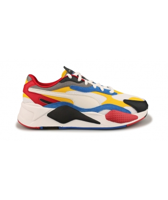 PUMA RS-X3 PUZZLE MULTICOLORE 371570-04
