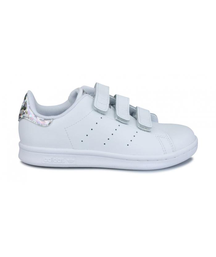 Adidas Originals Stan Smith Enfant Blanc EE8484