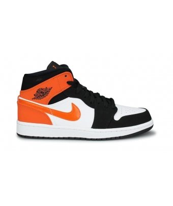 AIR JORDAN 1 MID SHATTERED BACKBOARD NOIR 554724-058