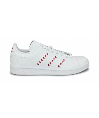 ADIDAS ORIGINALS STAN SMITH J BLANC EG6495