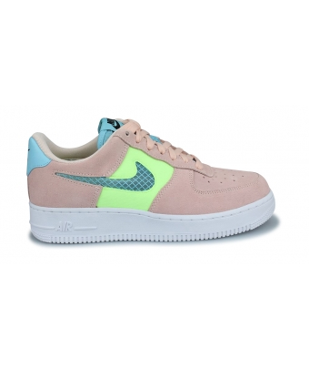 WMNS NIKE AIR FORCE 1'07 SE CORAIL CJ1647-600