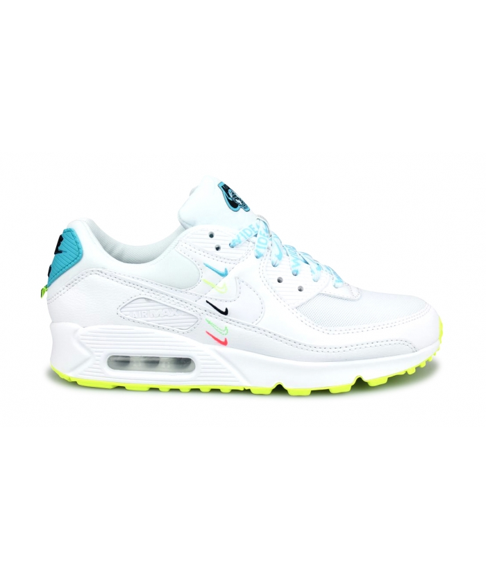 WOMEN NIKE AIR MAX 90 WW BLANC CK7069-100