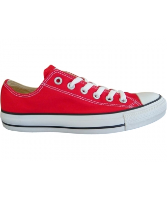 CONVERSE CHUCK TAYLOR OX Rouge