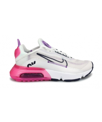 NIKE AIR MAX 2090 JUNIOR PLATINE CJ4066-003