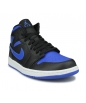 AIR JORDAN 1 MID ROYAL 2020 BLEU 554724-068