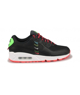WOMEN NIKE AIR MAX 90 WW NOIR CK7069-001