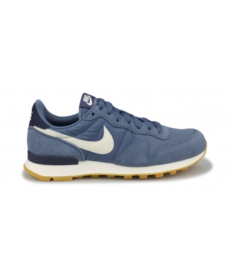 WOMEN NIKE INTERNATIONALIST BLEU 828407-412