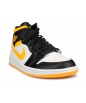 WOMEN AIR JORDAN 1 MID SE BLANC CV5276-107