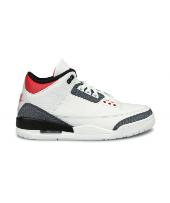 AIR JORDAN 3 RETRO BLANC CZ6431-100