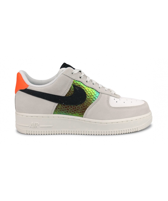WMNS NIKE AIR FORCE 1 LOW GRIS CW2657-001