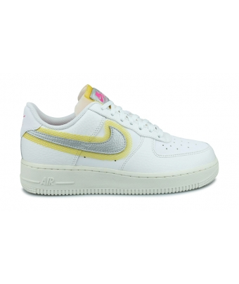 WMNS NIKE AIR FORCE 1'07 BLANC CZ8104-100