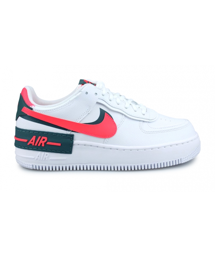 WMNS NIKE AIR FORCE 1 SHADOW BLANC DB3902-100