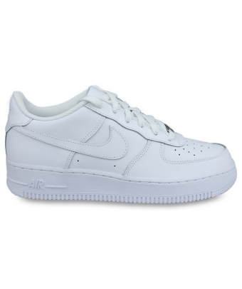 NIKE AIR FORCE 1 LE JUNIOR BLANC DH2920-111