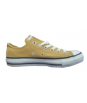 Converse All Star Chuck Taylor Ox Jaune Moutarde 122007F