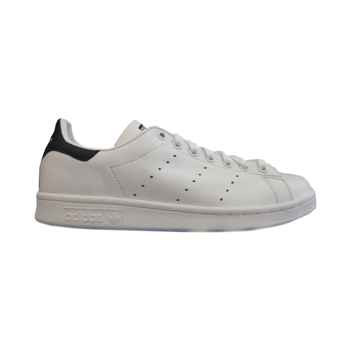 the latest ba3d6 229fb Basket Homme adidas originals Stan Smith Blanc Bleu M20325. ADIDAS STAN  SMITH