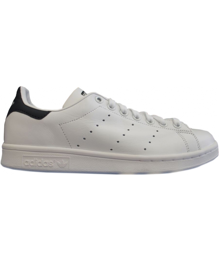 adidas originals stan smith blanc bleu m20325. Black Bedroom Furniture Sets. Home Design Ideas