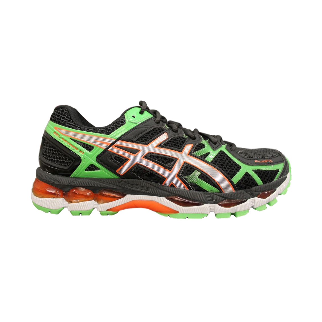 asics gel kayano 16 orange