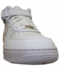 NIKE AIR FORCE 1 MID JUNIOR BLANC