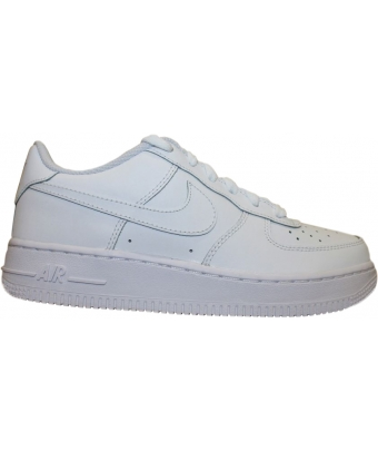 NIKE AIR FORCE 1 JUNIOR BLANC