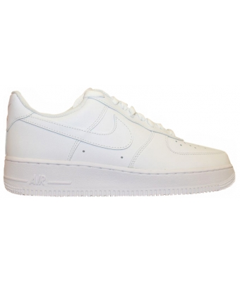 NIKE AIR FORCE 1 ' 07 BLANC