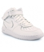 NIKE AIR FORCE 1 MID ENFANT Blanc