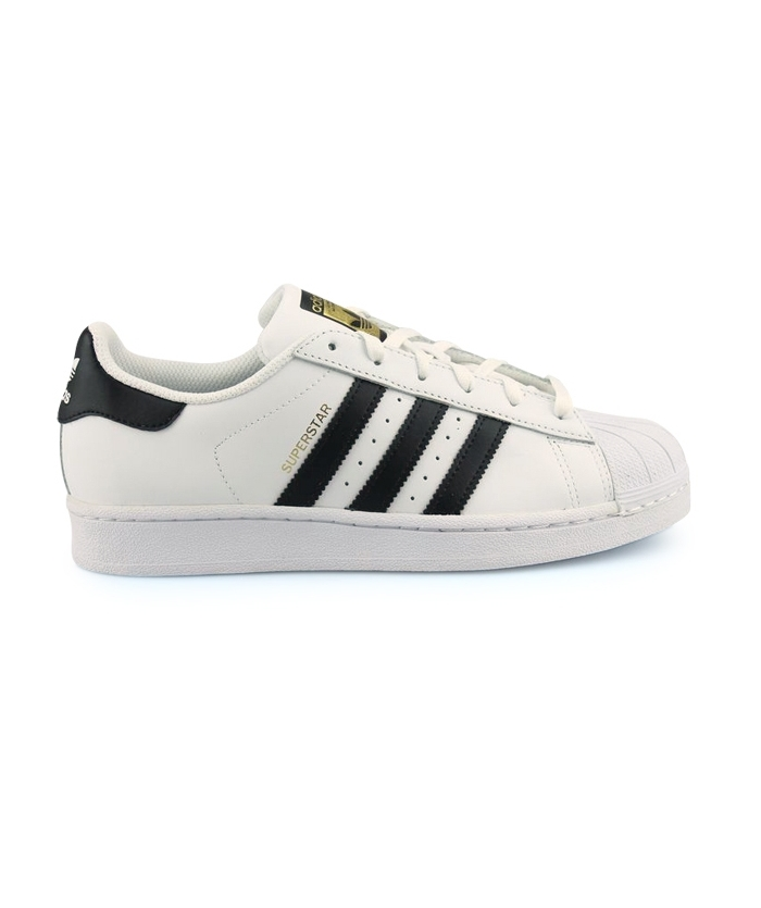 ADIDAS ORIGINALS SUPERSTAR JUNIOR Blanc C77154