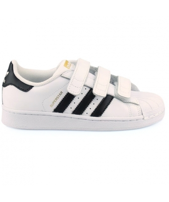 d3938c8bb7136 adidas Originals Superstar Foundation Cfc Enfant Blanc B26070