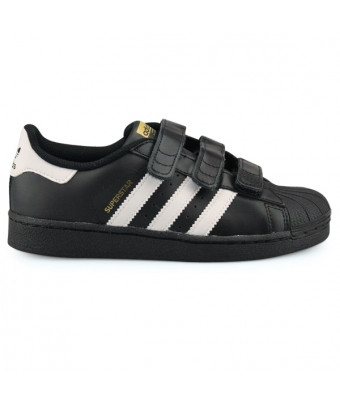 ADIDAS ORIGINALS SUPERSTAR FOUNDATION CFC ENFANT Noir B26071